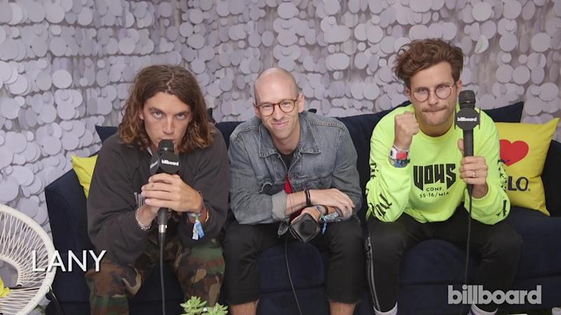 LANY on First Headlining Tour & Loving Hamburger Helper at Outside Lands 2016