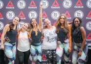 """<p>If you're a fitness fanatic, this one's for you. <a rel=""""nofollow noopener"""" href=""""http://www.befitlondon.com/pop-up-events/"""" target=""""_blank"""" data-ylk=""""slk:Be:FIT"""" class=""""link rapid-noclick-resp"""">Be:FIT</a> is Europe's largest fitness festival designed exclusively for women. From 28 July until 11 August, they will be touring the UK giving women free fitness classes, pop-up lunch stalls and some mega-useful advice sessions.<br><i>[Photo: Instagram/befitlondon_]</i> </p>"""