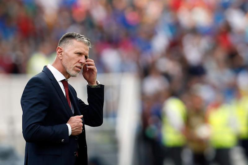 Czech National Football Team Staff Member Tests Positive for Covid-19 Ahead of Nations League Start