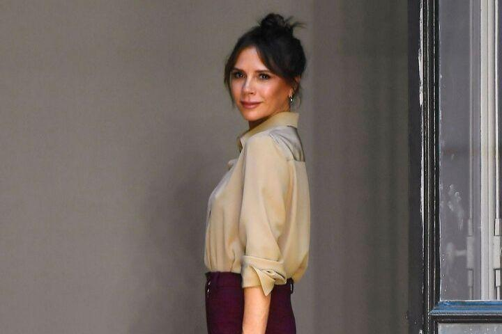 Victoria Beckham Just Low-Key Dropped Her First Makeup Line During London Fashion Week