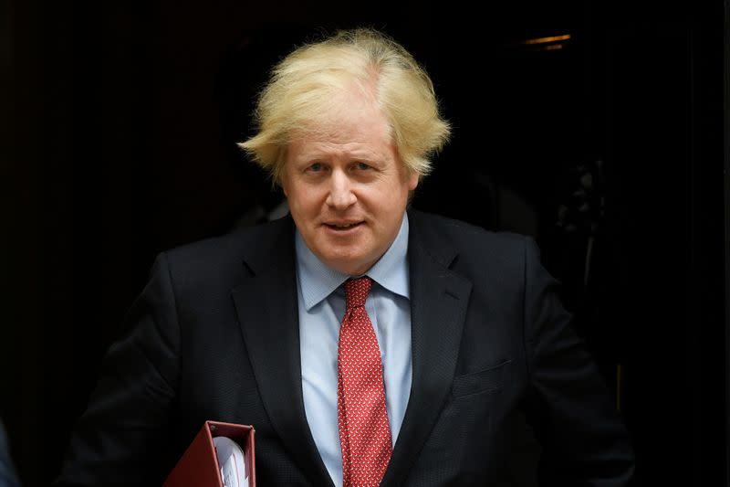 PM Johnson's battle with COVID-19 may be a warning for Trump