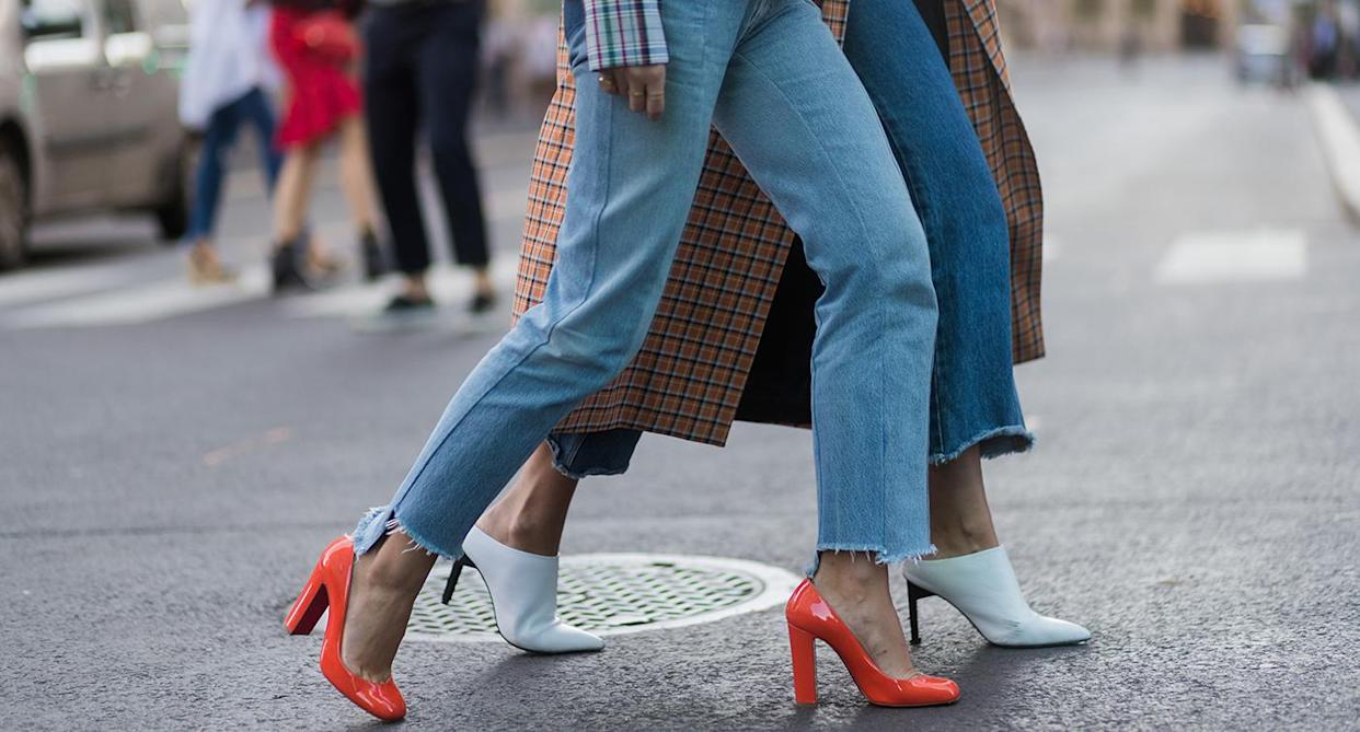 Searching for a new pair of jeans? Keep reading. (Getty Images)