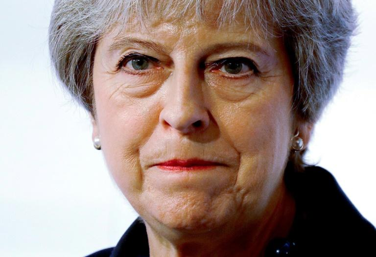 Britain's Prime Minister Theresa May is meeting European leaders for a key summit in Salzburg
