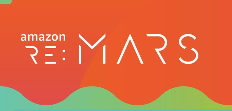 re:MARS Amazon logo