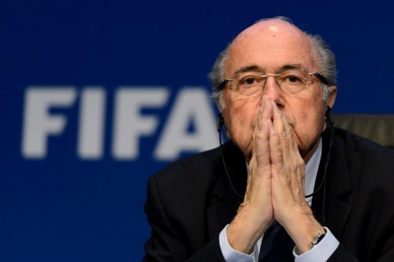 Sepp Blatter served as FIFA president from 1998 until his downfall in 2015