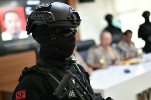 Alleged IS militants kill police officer in Indonesia