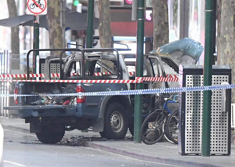 Owner Of Pellegrini's Cafe Sisto Malaspina Named As Bourke Street Attack Victim