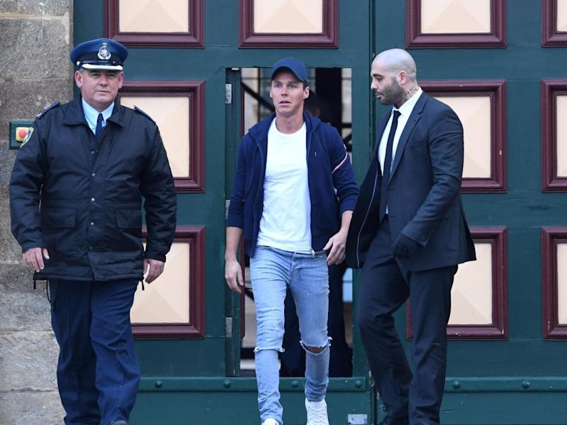 Oliver left Cooma Correctional Centre in June of this year after serving 12 months for insider trading. Source: AAP