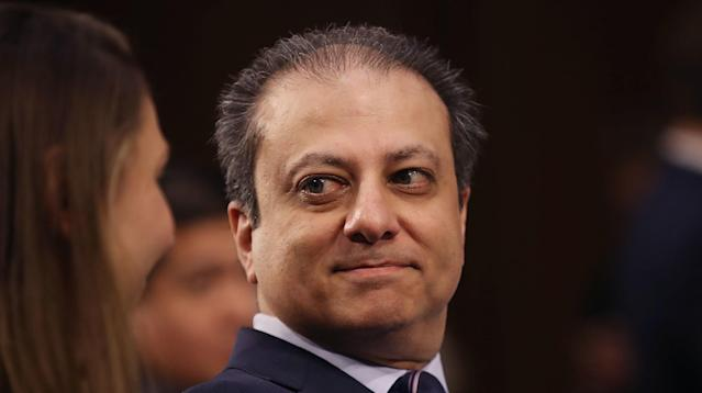 Preet Bharara, US Attorney Fired By Trump, Joins CNN As Contributor
