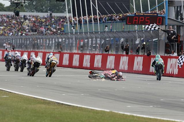 New rule for Moto riders who finish off bike