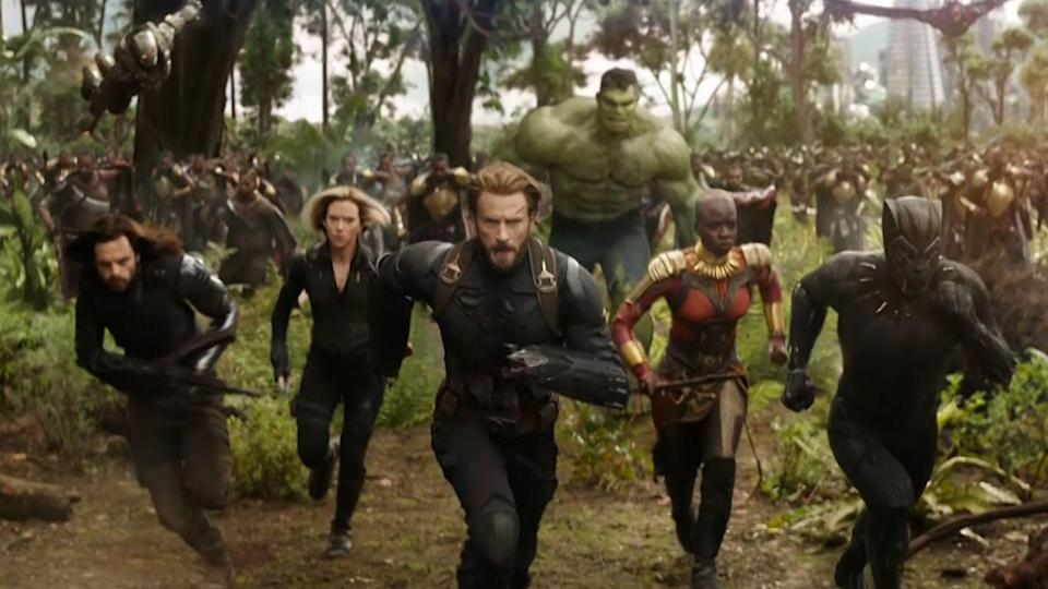 Avengers: Infinity War is a complete movie, Joe Russo says