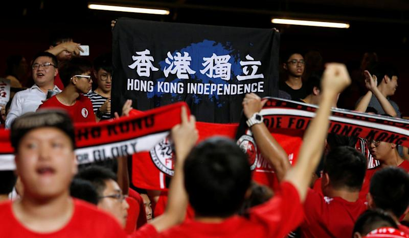 Hong Kong Executive Council's move to table national anthem bill stirs controversy