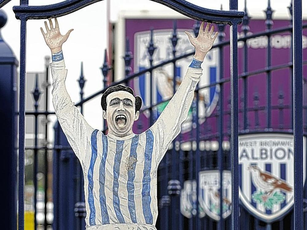 Astle remains a cult hero at Albion (Getty Images)