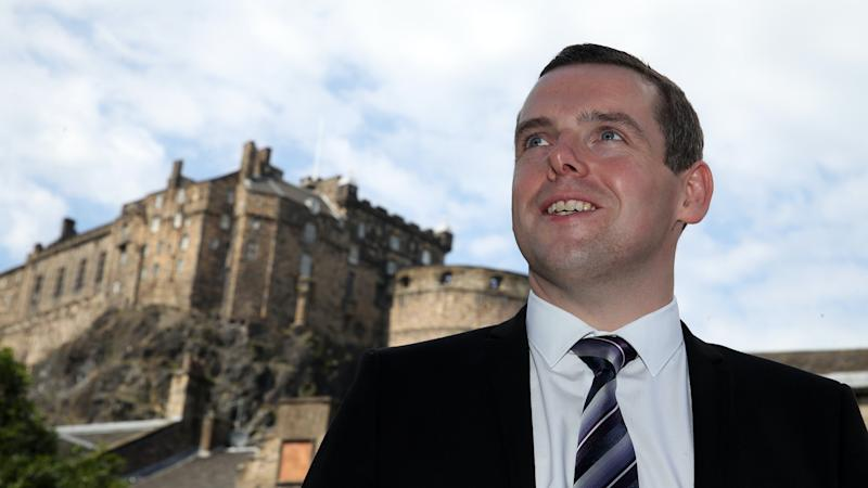 Douglas Ross tells Tories: End defeatism over the union and we can stop SNP
