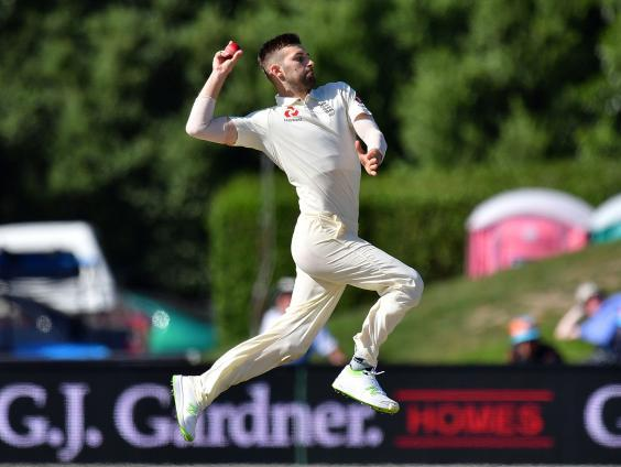 England need to learn how to look after Mark Wood (AFP/Getty)