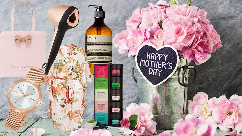 <p>Mother's Day is just days away and we've put together a last minute gift guide so you end up in her good books. </p>