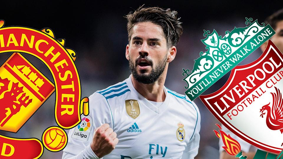 Isco will have the pick of the top Premier League clubs if he wants to move.