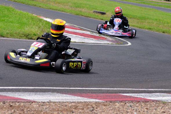 woman seriously injured after hair gets caught in go-kart