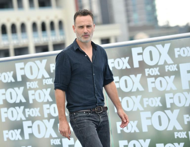"British actor Andrew Lincoln has appeared as Sheriff Rick Grimes in almost every episode since ""The Walking Dead"" first aired in 2010"