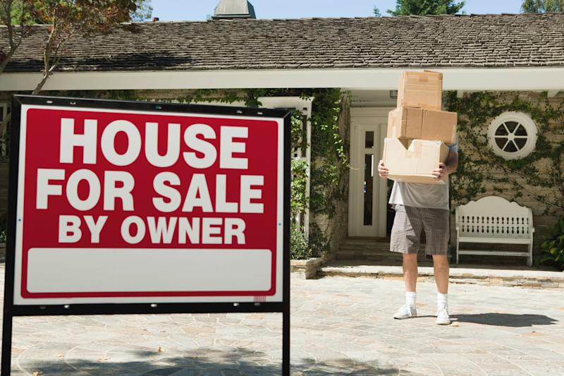 Selling a home without an agent can save you money if done correctly (Getty)