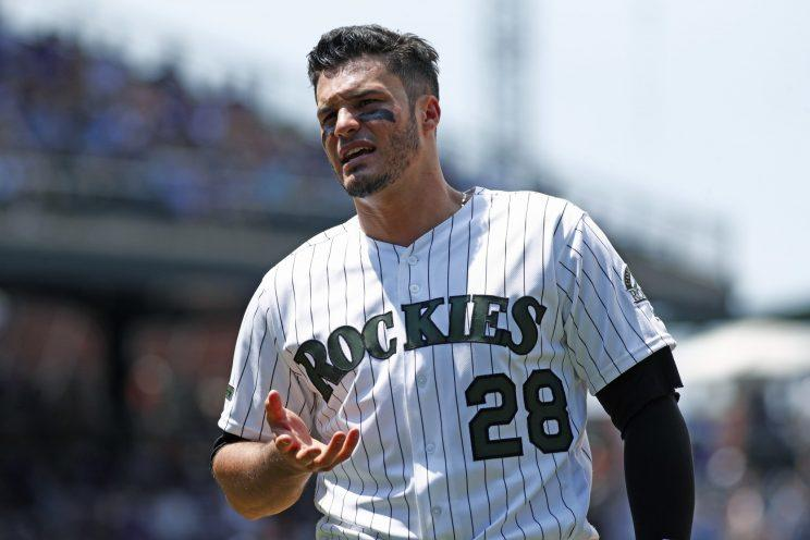 Nolan Arenado for MVP? Maybe. (AP)
