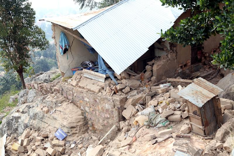 Tanzania quake kills 13 and injures almost 200