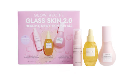 Giveaway: We're Giving Away 5 Glow Recipe Glass Skin 2.0 Skincare Kits Worth S$105 Each
