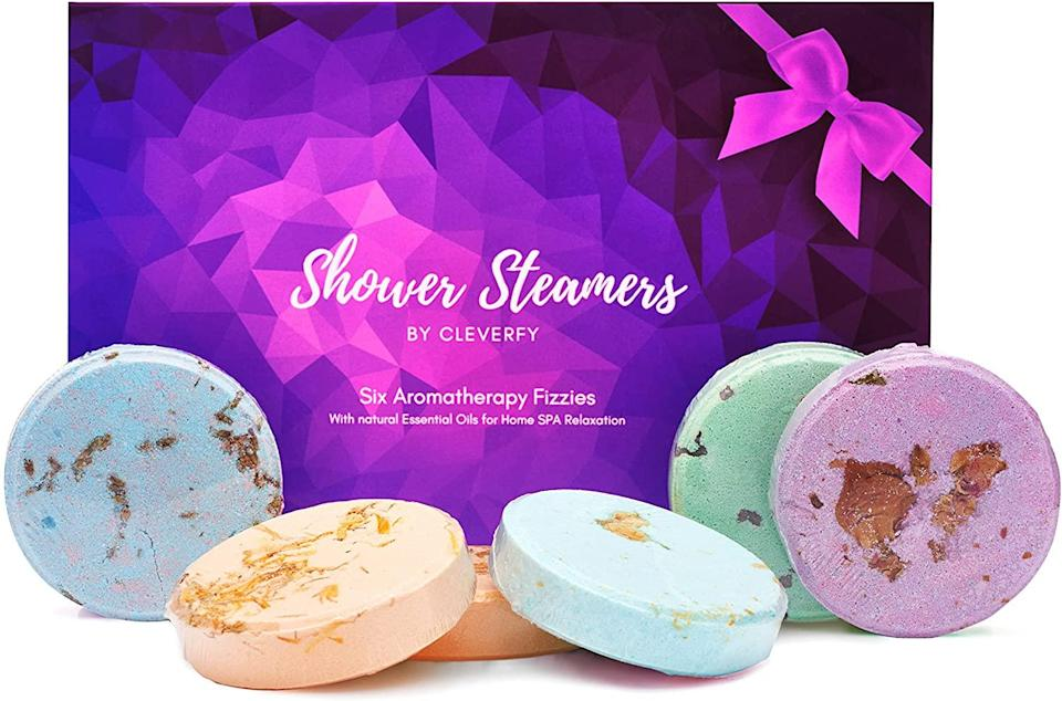 Cleverfy aromatherapy shower steamers, gifts for wife