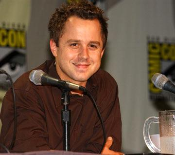 Giovanni Ribisi Sky Captain and the World of Tomorrow panel 2004 San Diego Comic-Con International - 7/24/2004