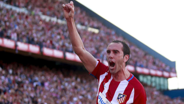 <p>Diego Godin is a very good defender, so much so that's he's arguably better than Real Madrid's Sergio Ramos and Barcelona's Gerard Pique, but pace is definitely not his strong suit.</p> <br><p>Pressing is not usually part of Leicester's game plan but doing so on Wednesday could reap some rewards, if the tireless Jamie Vardy gets it right.</p>