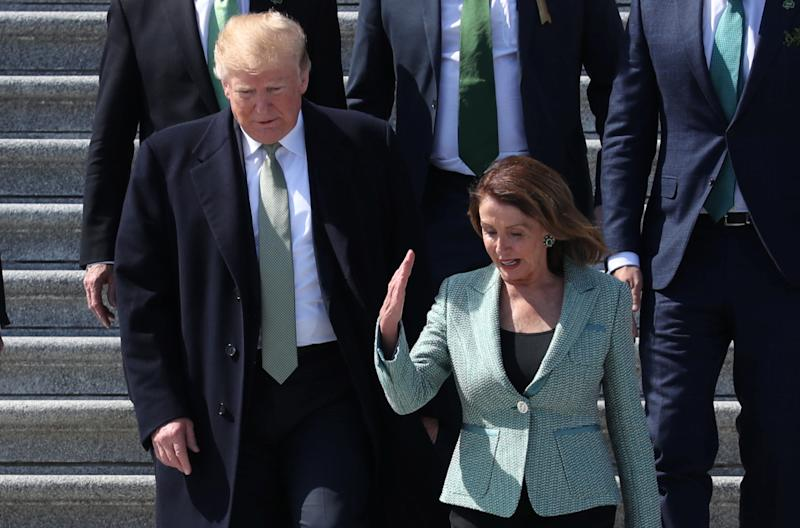 Trump and Pelosi Still Working on Drug Prices: Report