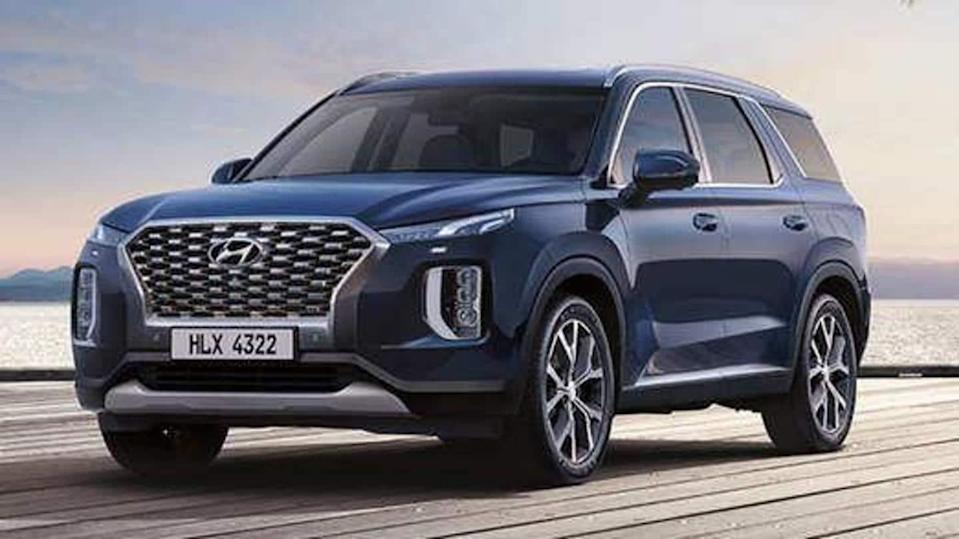 Hyundai ALCAZAR could be unveiled in India on April 6