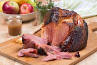 """<p>This ham has all the flavors of a traditional Easter ham plus it's one of <a href=""""https://www.thedailymeal.com/best-recipes/101-best-slow-cooker-recipes-slideshow?referrer=yahoo&category=beauty_food&include_utm=1&utm_medium=referral&utm_source=yahoo&utm_campaign=feed"""" rel=""""nofollow noopener"""" target=""""_blank"""" data-ylk=""""slk:the best slow cooker recipes"""" class=""""link rapid-noclick-resp"""">the best slow cooker recipes</a>.</p> <p><a href=""""https://www.thedailymeal.com/best-slow-cooker-ham?referrer=yahoo&category=beauty_food&include_utm=1&utm_medium=referral&utm_source=yahoo&utm_campaign=feed"""" rel=""""nofollow noopener"""" target=""""_blank"""" data-ylk=""""slk:For the Sweet Southern Slow-Cooker Ham recipe, click here."""" class=""""link rapid-noclick-resp"""">For the Sweet Southern Slow-Cooker Ham recipe, click here.</a></p>"""