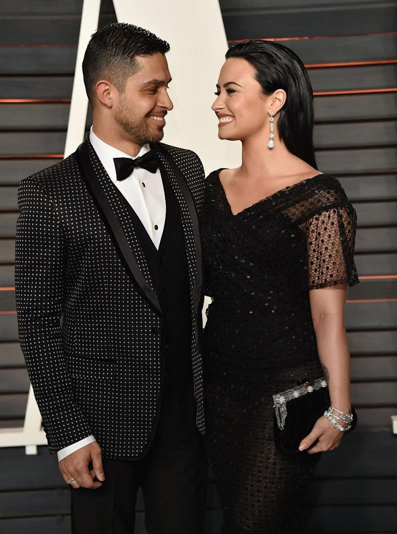 She also talks about her break-up from Wilmer Valderrama. Source: Getty