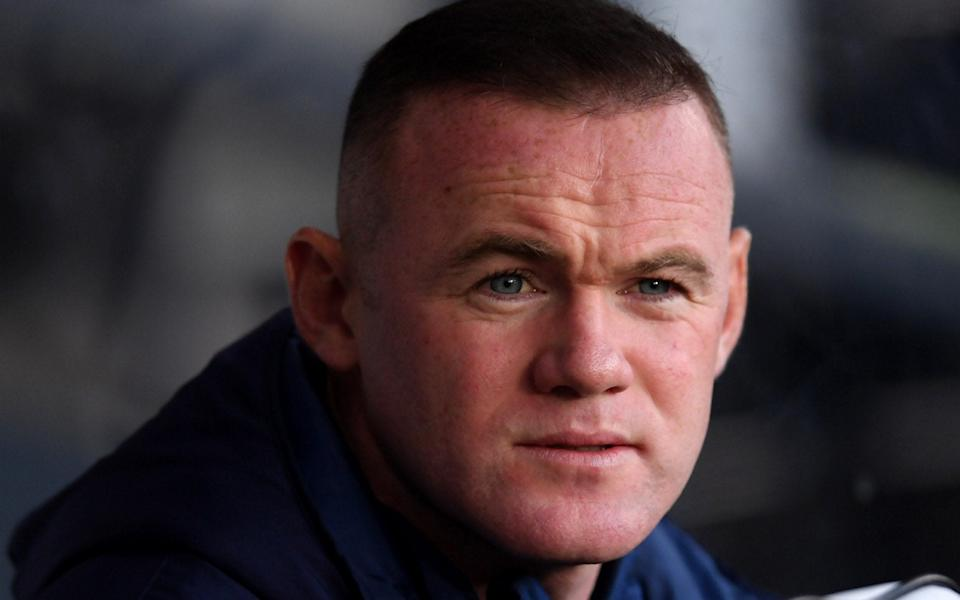 Wayne Rooney has spoken openly about his hair transplant - Getty
