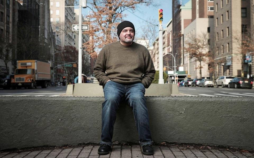 Poet Shane McCrae has been shortlisted for the TS Eliot Prize - Dan Callister for The Telegraph