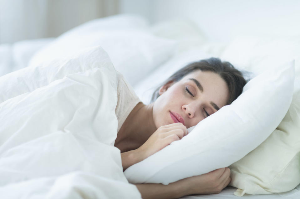 A dirty pillowcase could be wreaking havoc on your skin [Photo: Getty]