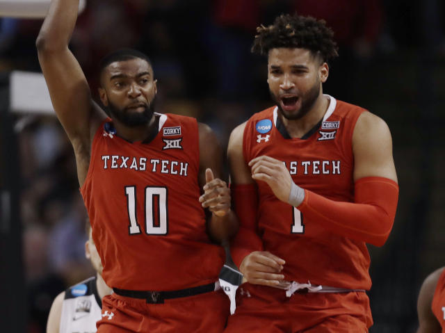 <p><strong>48. Texas Tech<br></strong>Top 2017-18 sport: baseball. Trajectory: Up. After plummeting to 65th last year, the Red Raiders had a that's-more-like-it jump to 41st — the same basic neighborhood they occupied in 2014-15 and '15-16. Tech has become a baseball power within the last five years, and got a huge boost this year from men's basketball. </p>