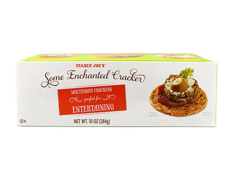 trader joes enchanted crackers