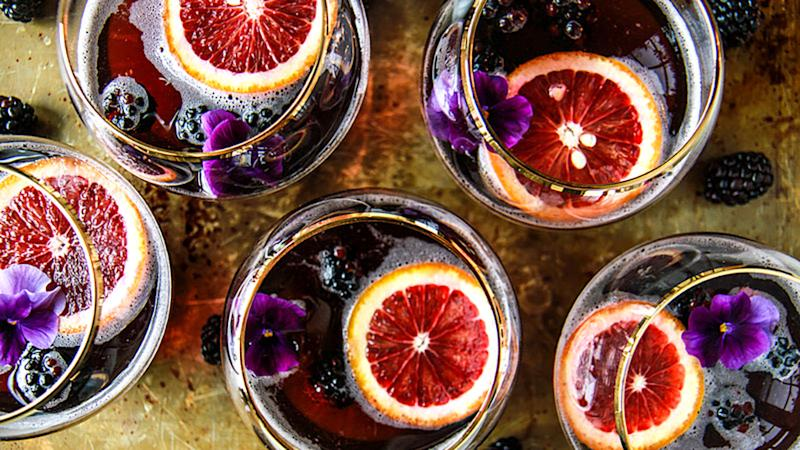 12 Big-Batch Cocktails That'll Get Everyone Drunk at Your Holiday Party