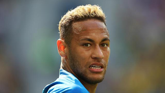 Brazil coach Tite took a tumble during his side's win over Costa Rica, but star player Neymar has been given the all-clear.