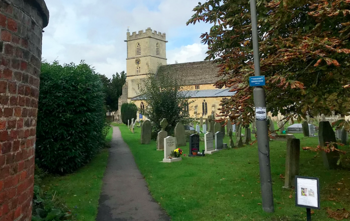 Ghost tours in Prestbury have been scrapped after the local vicar complained (SWNS)