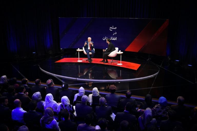 The cataclysmic changes follow two decades of explosive growth for independent Afghan media (AFP/WAKIL KOHSAR)