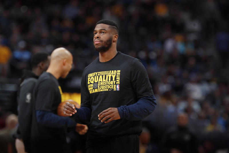 Denver Nuggets Trade Emmanuel Mudiay to NY in Three-Team Deal