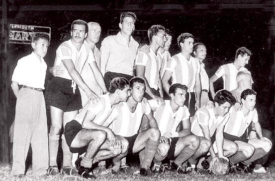 Sixty years ago today Corbatta, Sivori, Maschio, Angelillo and Cruz were writing their names into Albiceleste history with a glorious Copa campaign