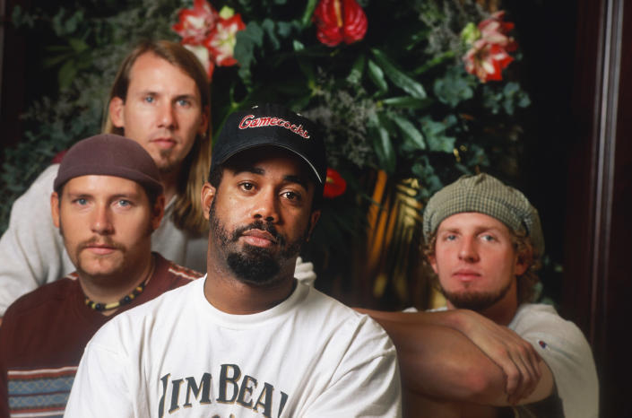 Hootie And The Blowfish (Gie Knaeps / Getty Images)