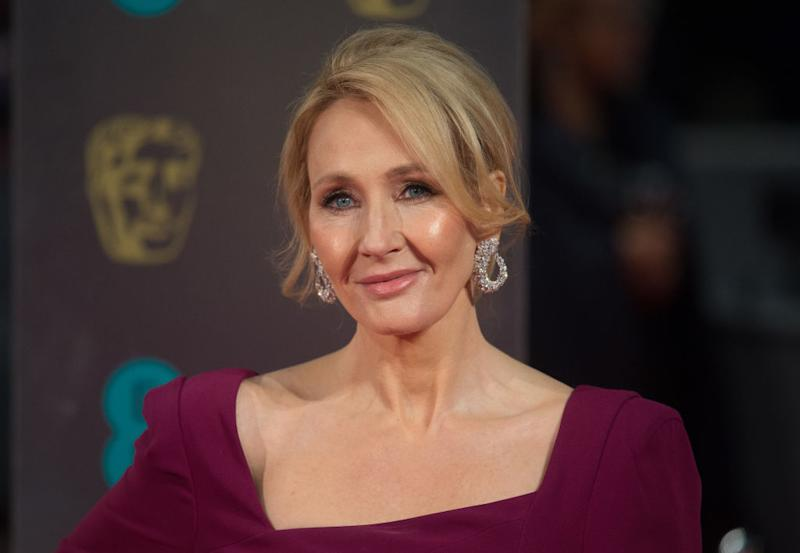 J.K. Rowling sees your #BlackHogwarts tweets, and she loves them