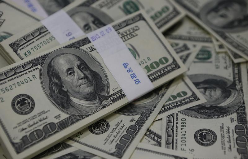 Dollar Marches To Four Year High Euro Oil Wilt