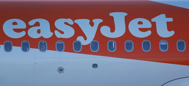 Lenesha says she managed to board an easyJet flight despite having the wrong passport (Picture: REUTERS/Phil Noble)
