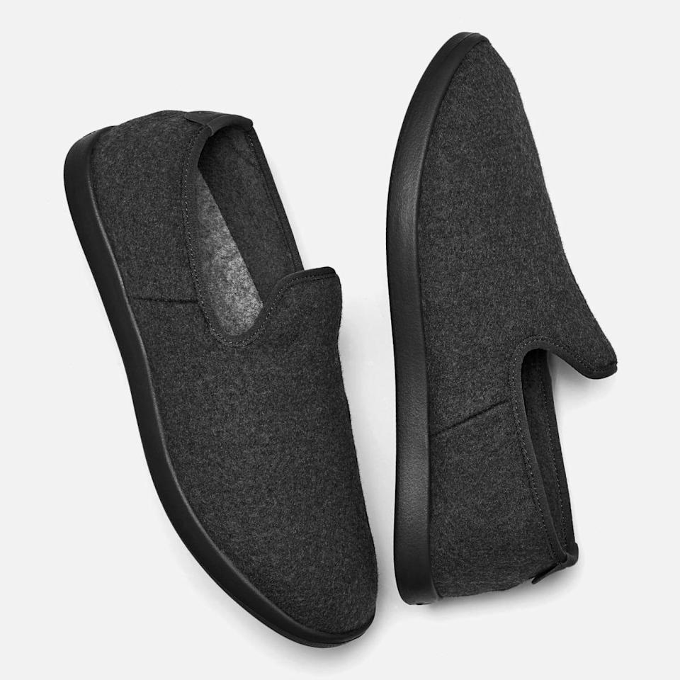 "<p><strong>Allbirds</strong></p><p>allbirds.com</p><p><a href=""https://go.redirectingat.com?id=74968X1596630&url=https%3A%2F%2Fwww.allbirds.com%2Fproducts%2Fmens-wool-loungers&sref=https%3A%2F%2Fwww.goodhousekeeping.com%2Fholidays%2Fgift-ideas%2Fg4517%2Fgifts-for-boyfriend%2F"" rel=""nofollow noopener"" target=""_blank"" data-ylk=""slk:Shop Now"" class=""link rapid-noclick-resp"">Shop Now</a></p><p>Just like the name implies, these wool slip-ons will be his go-to shoes for weekends or casual wear. The reason? They're light, airy, and super comfortable to walk in for hours on end.</p>"